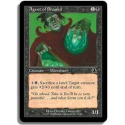 Noire - Agent de Shauku (C)