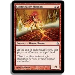 Rouge - Shamane tremblepierre (U)
