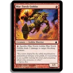 Rouge - Gobelin à torche de guerre (C)