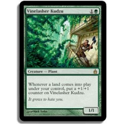 Verte - Kudzu fouettevigne (R)