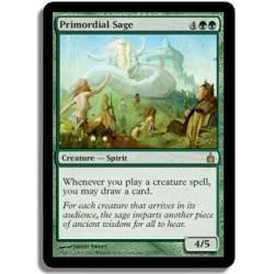 Verte - Sage primordial  (R)