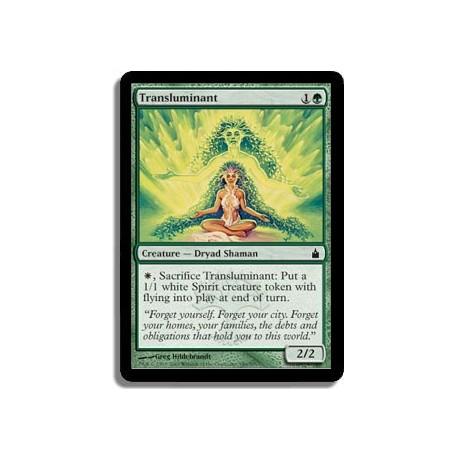 Verte - Transluminante (C)