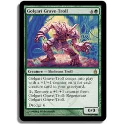 Verte - Troll des tombes golgari (R)