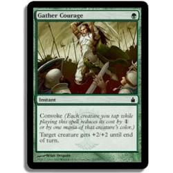 Verte - Rassembler son courage (C)