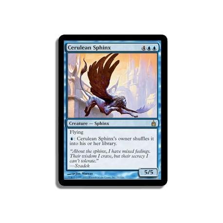 Bleue - Sphinx céruléen (R)