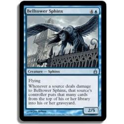 Bleue - Sphinx de beffroi (U)