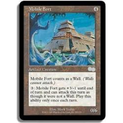 Artefact - Fort mobile (U)