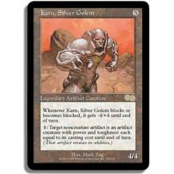 Artefact - Karn golem d'argent (R)