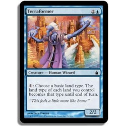 Bleue - Terraformeur (C)