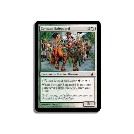 Hybride - Factionnaire centaure (C)