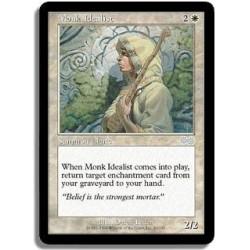 Blanche - Moine idealiste (U)