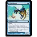 Bleue - Familier drakôn (C)