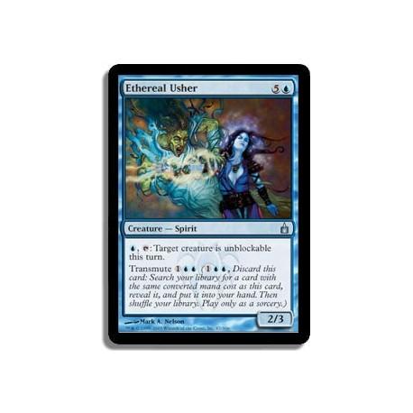Bleue - Majordome éthéré (U)