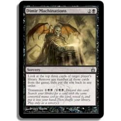 Noire - Machinations des Dimir (U)