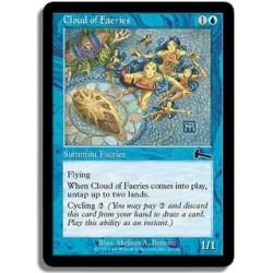 Bleue - Nuee de faeries (C)