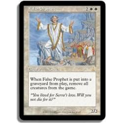 Blanche - Faux Prophete (R)