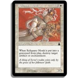 Blanche - Moine au reliquaire (C)