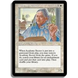 Blanche - Recteur de l'academie (R)