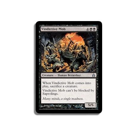Noire - Foule vindicative (U)
