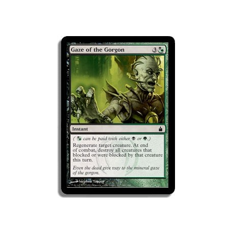 Hybride - Regard de la gorgone (C)