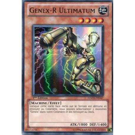 Genex-R Ultimatum (SR) [HA03]