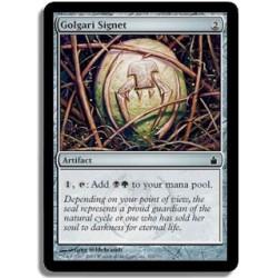 Artefact - Cachet de Golgari (C)