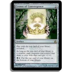 Artefact - Couronne de convergence (R)