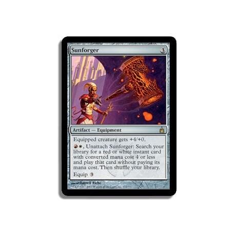 Artefact - Forgeur de soleil (R)