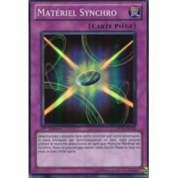 Matériel Synchro (SR) [DP10]