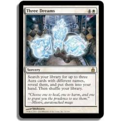Blanche - Trois rêves (R)