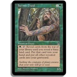 Verte - Druide ermite (R)
