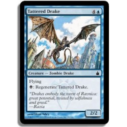 Bleue - Drakôn en lambeaux (C)