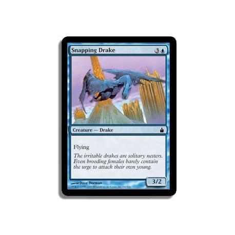 Bleue - Drakôn happeur (C)