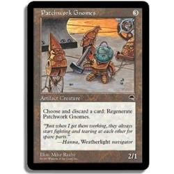 Artefact - Gnomes en patchwork (U)