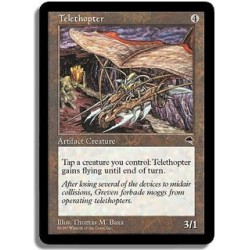 Artefact - Telethoptere (U)