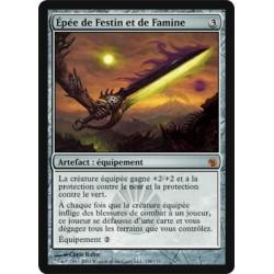 Artefact - Epée de Festin et de famine (M) [MBS]