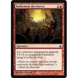 Rouge - Ralliement des forces (C) [MBS]