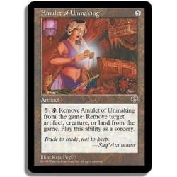 Artefact - Amulette de deconstruction (R)