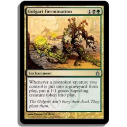 Or - Germination golgari (U)