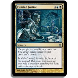 Or - Justice perverse (U)