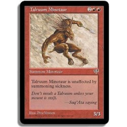 Rouge - Minotaure talruum (C)