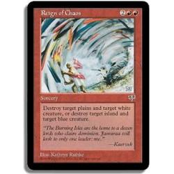 Rouge - Regne du chaos (U)