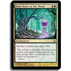 Or - Coeur noir du bois (U)