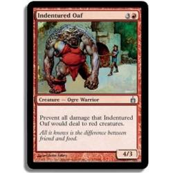 Rouge - Balourd sous contrat (U)
