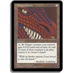 Artefact - Masque de dragon (U)