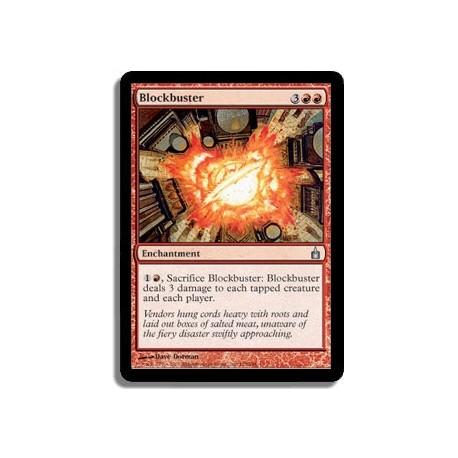 Rouge - Bombe de gros calibre (U)