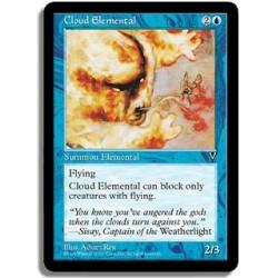 Bleue - Elemental de nuage (C)