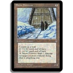 Artefact - Forteresse des neiges (R)