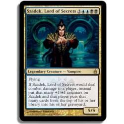 Or - Szadek, Seigneur des secrets (R)