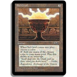 Artefact - Graal solaire (R)